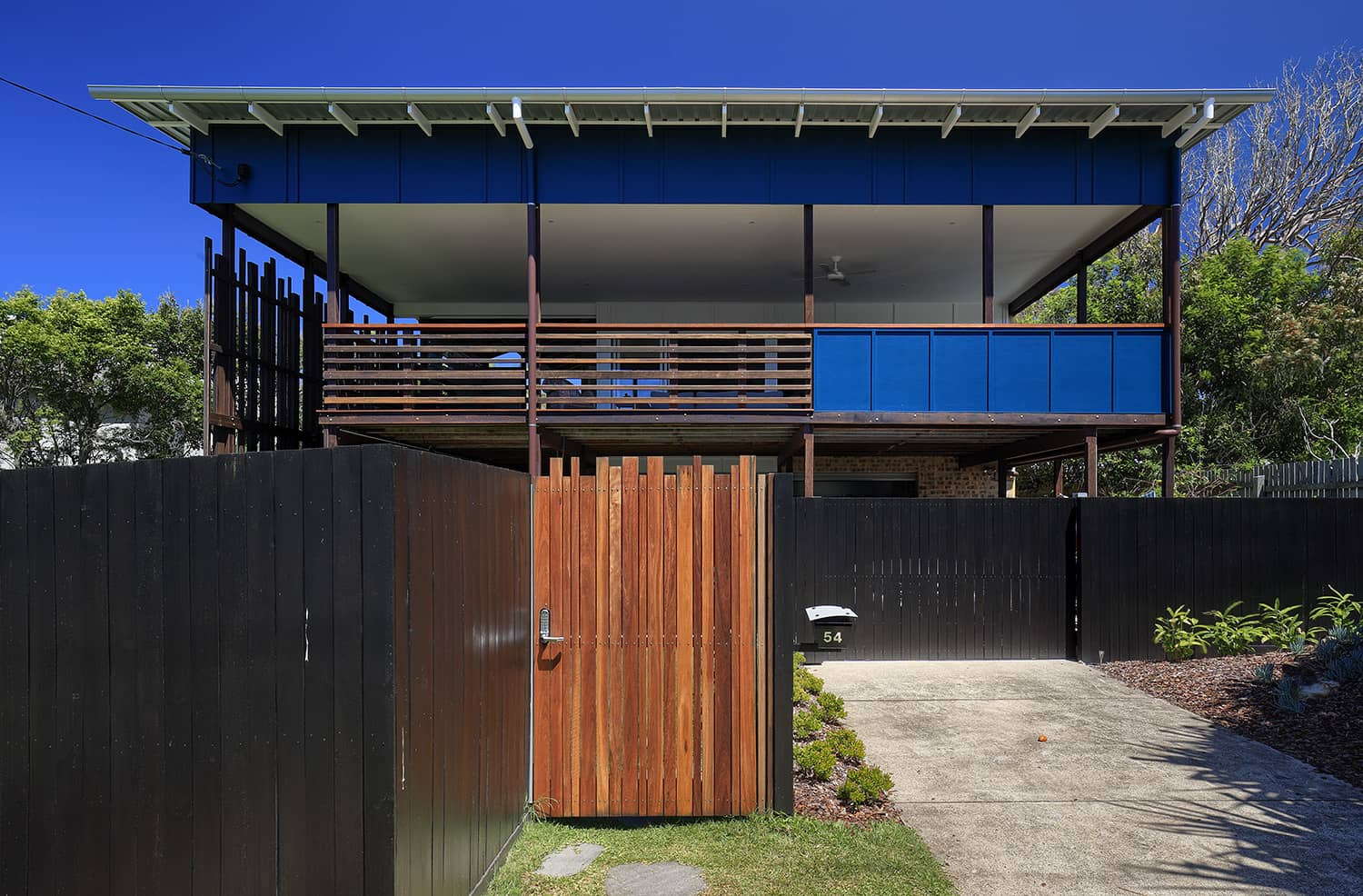 Elanda Street project by mdesign, a building design practice that operates on the Sunshine Coast.